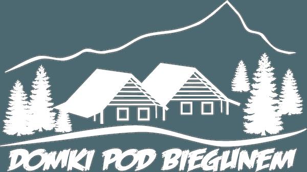 logo domki pod biegunem białe